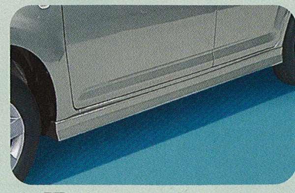 『ブーン』 純正 M300 サイドストーンガード パーツ ダイハツ純正部品 boon オプション アクセサリー 用品