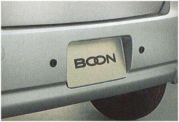 『ブーン』 純正 M300 バックソナー パーツ ダイハツ純正部品 boon オプション アクセサリー 用品