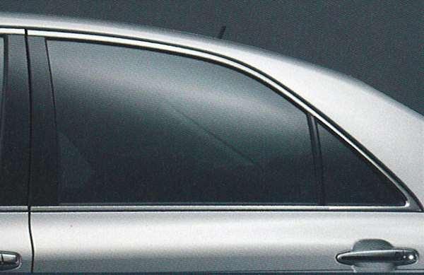 『クラウンアスリート』 純正 GRS180 IR(赤外線)カットフィルム リヤサイド(クリア) パーツ トヨタ純正部品 日除け カーフィルム crown オプション アクセサリー 用品