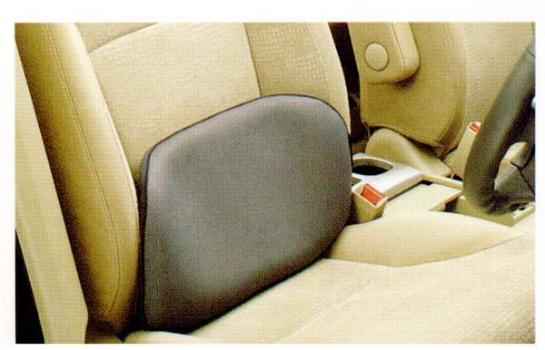 『CR-V』 純正 RD7 ランバーフィットサポート パーツ ホンダ純正部品 腰痛 ジャストフィット クッション オプション アクセサリー 用品
