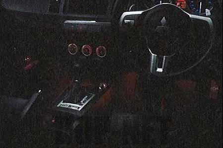ランサーエボリューションX 純正 CZ4A フロアイルミネーション レッドイルミネーション パーツ 三菱純正部品 通常便なら送料無料 フットライト オプション 足元照明 アクセサリー LANCER 用品 期間限定 フットランプ