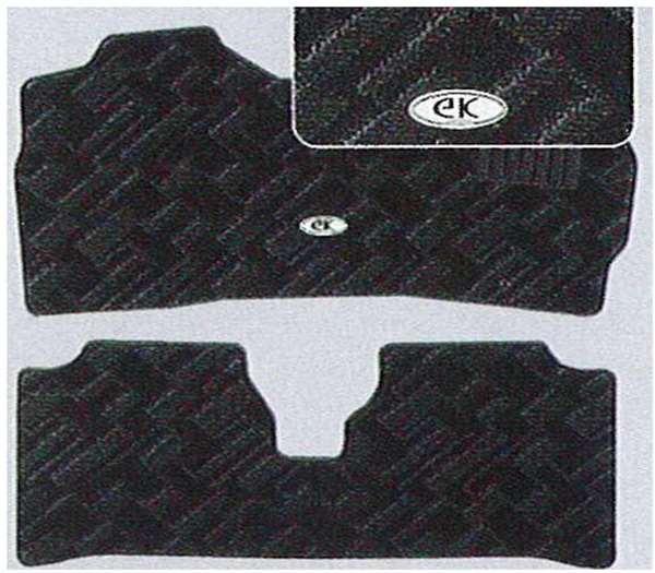 『ekスポーツ』 純正 H81 フロアマット(デラックス) パーツ 三菱純正部品 フロアカーペット カーマット カーペットマット オプション アクセサリー 用品