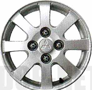 ekw37 『ekワゴン』 純正 H81 アルミホイール 1本のみ パーツ 三菱純正部品 安心の純正品 オプション アクセサリー 用品