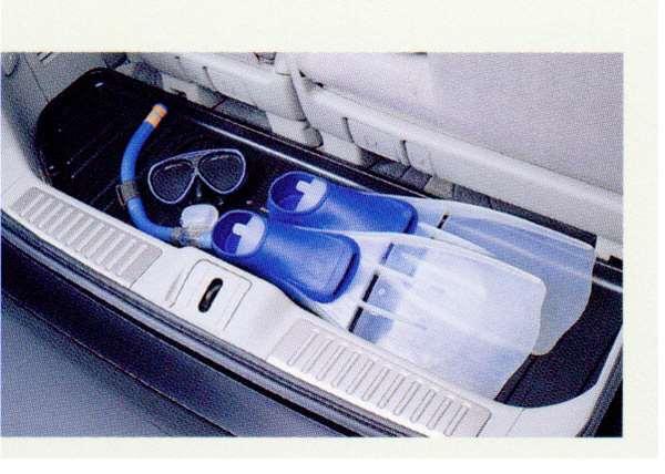 『エリシオン』 純正 RR1 RR2 ラゲッジトレイ パーツ ホンダ純正部品 elysion オプション アクセサリー 用品