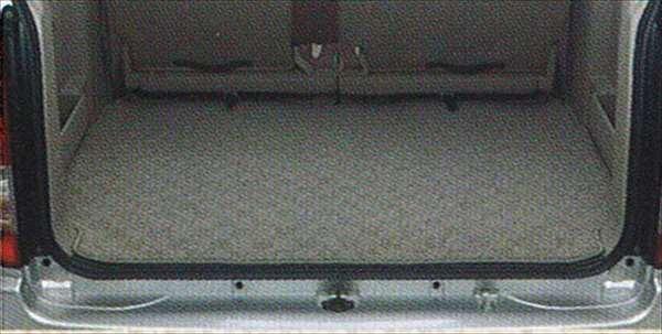 『エブリイ』 純正 DA64 ラゲッジマット(ジュータン) パーツ スズキ純正部品 ラゲージマット 荷室マット 滑り止め every オプション アクセサリー 用品