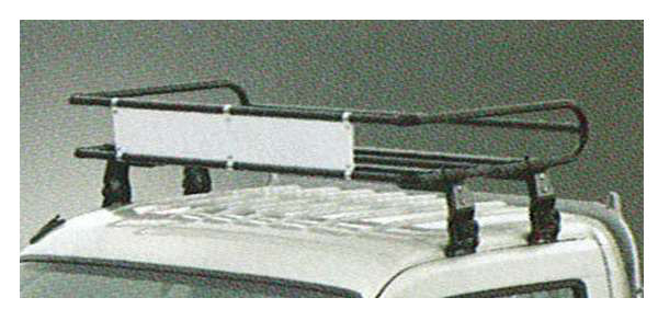 『ハイゼットトラック』 純正 S200P ルーフラック パーツ ダイハツ純正部品 hijettruck オプション アクセサリー 用品