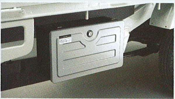 『ハイゼットトラック』 純正 S200P 工具箱 パーツ ダイハツ純正部品 hijettruck オプション アクセサリー 用品