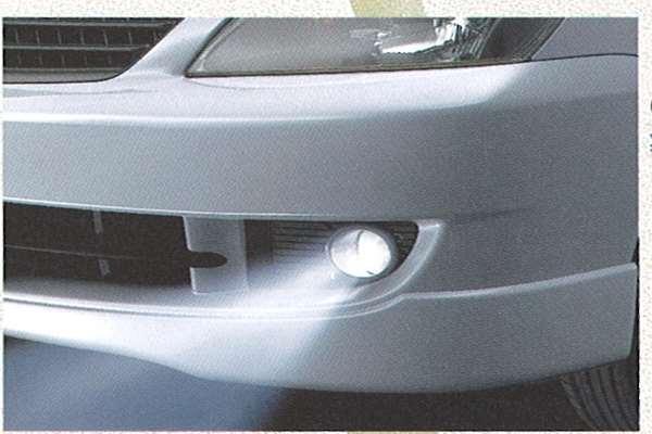『ランサーワゴン』 純正 CS2 CS5 ディスチャージフォグランプ パーツ 三菱純正部品 フォグライト 補助灯 霧灯 LANCER オプション アクセサリー 用品
