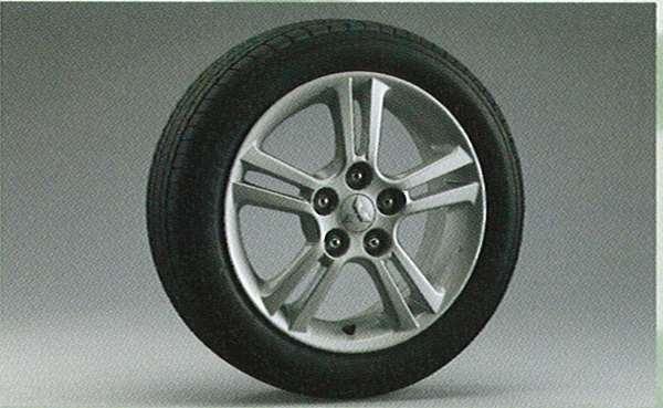 『ランサーワゴン』 純正 CS2 CS5 アルミホイール 1本のみ (16インチ) パーツ 三菱純正部品 安心の純正品 LANCER オプション アクセサリー 用品