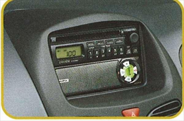 『MAX』 純正 L950 1DIN空気清浄器(Smikky) パーツ ダイハツ純正部品 クリーン オプション アクセサリー 用品