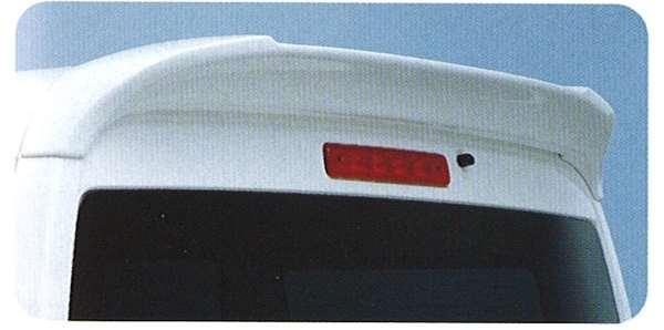 【ミニキャブ】純正 U61 テールゲートスポイラー パーツ 三菱純正部品 MINICAB オプション アクセサリー 用品