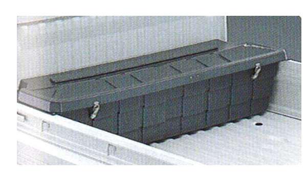 『ミニキャブ』 純正 U61 カーゴボックス パーツ 三菱純正部品 MINICAB オプション アクセサリー 用品
