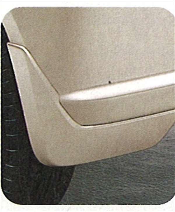 蒭藁增二 (为后方蒭藁增二) 挡泥板 Daihatsu 真正零件蒭藁增二 l250 功率部分真正大发大发真正大发部分选项挡泥板