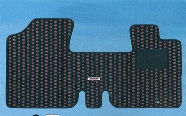 『ムーヴ』 純正 L150 カーペットマット(SPORZA) パーツ ダイハツ純正部品 フロアカーペット カーマット カーペットマット move オプション アクセサリー 用品