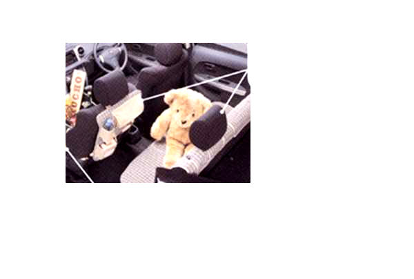 『イスト』 純正 NCP60 マザーポケット2点セット パーツ トヨタ純正部品 収納スペース 小物入れ 便利用品 ist オプション アクセサリー 用品