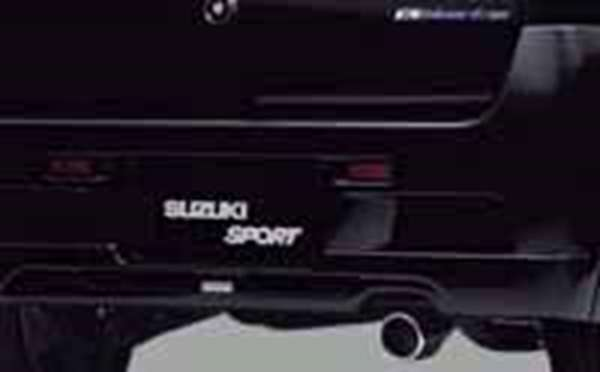 『kai』 純正 HN22S リヤバンパー SUZUKI SPORT パーツ スズキ純正部品 ケイ オプション アクセサリー 用品