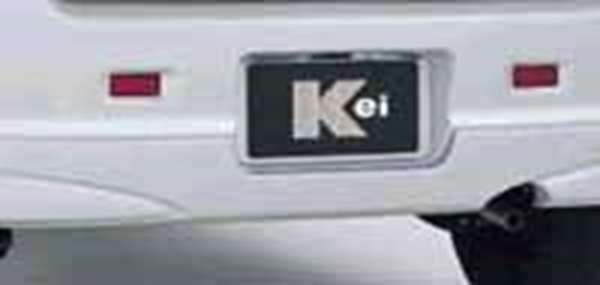 『kai』 純正 HN22S リヤアンダースポイラー パーツ スズキ純正部品 リアスポイラー カスタム エアロ ケイ オプション アクセサリー 用品
