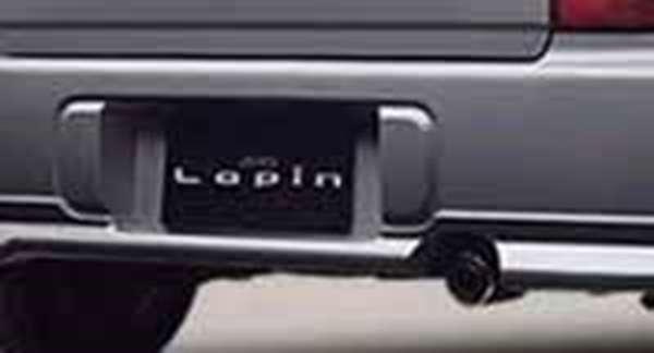 『ラパン』 純正 HE21 リヤアンダースポイラー Little racer パーツ スズキ純正部品 リアスポイラー カスタム エアロ lapin オプション アクセサリー 用品