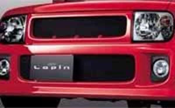 『ラパン』 純正 HE21 フロントバンパー Sporty Style パーツ スズキ純正部品 lapin オプション アクセサリー 用品