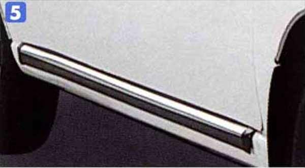 『プレオ』 純正 RA1 RA2 サイドシルプロテクターセット パーツ スバル純正部品 サイドスポイラー エアロパーツ カスタム PLEO オプション アクセサリー 用品