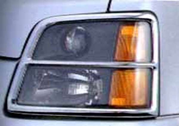 『ワゴンR』 純正 MC22 MC12 ヘッドランプモール ワゴンR パーツ スズキ純正部品 メッキ wagonr オプション アクセサリー 用品