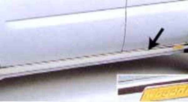 『ワゴンR』 純正 MC22 MC12 サイドシルプレート ワゴンR パーツ スズキ純正部品 wagonr オプション アクセサリー 用品