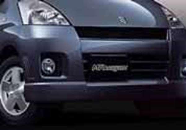 『MRワゴン』 純正 MF21S フロントバンパー SPORTY パーツ スズキ純正部品 mrwagon オプション アクセサリー 用品