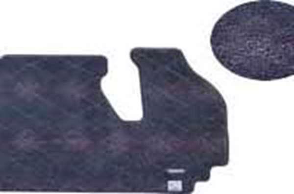 『MRワゴン』 純正 MF21S フロアマット・ジュータン 柄名:エレガントダイヤ(グレー) パーツ スズキ純正部品 フロアカーペット カーマット カーペットマット mrwagon オプション アクセサリー 用品