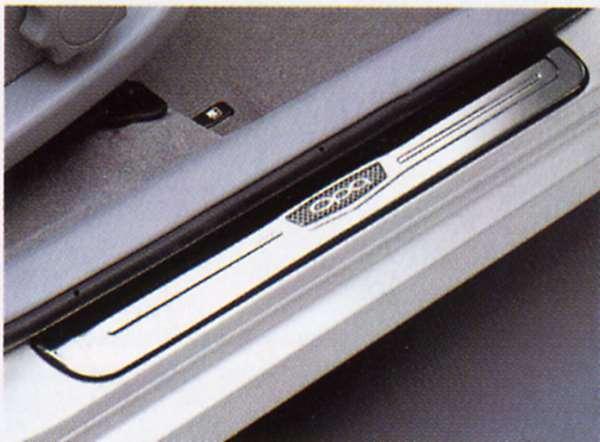 『オーパ』 純正 ZCT10 スカッフプレート パーツ トヨタ純正部品 ステップ 保護 プレート opa オプション アクセサリー 用品