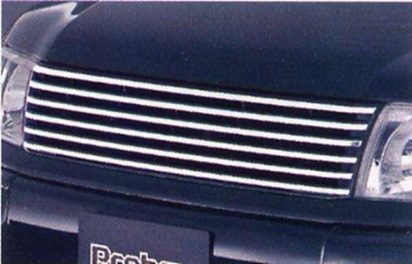 『プロボックス』 純正 NCP50 メッキグリル パーツ トヨタ純正部品 probox オプション アクセサリー 用品