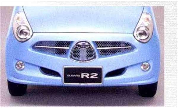 『R2』 純正 RC1 RC2 メッシュグリル パーツ スバル純正部品 オプション アクセサリー 用品