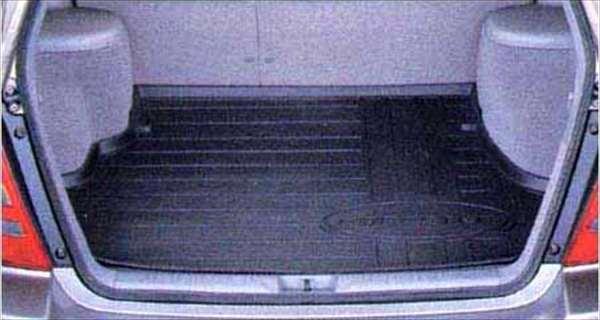 『フォレスター』 純正 SG5 リヤラゲッジトレーマット パーツ スバル純正部品 Forester オプション アクセサリー 用品