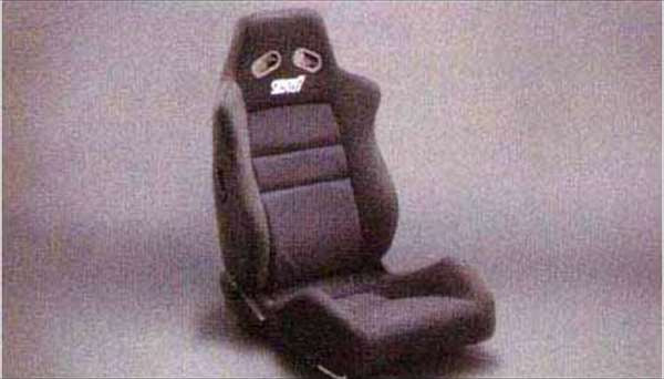 『フォレスター』 純正 SG5 スポーツシート(ブラック) パーツ スバル純正部品 Forester オプション アクセサリー 用品