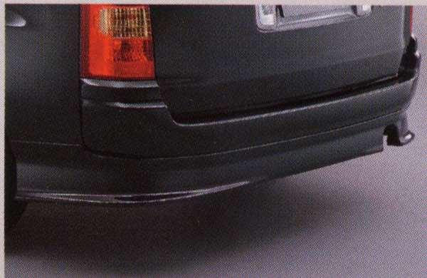 『サクシード』 純正 NCP51 リヤバンパースポイラー ※廃止カラーは弊社で塗装 パーツ トヨタ純正部品 リアスポイラー リヤスポイラー エアロパーツ succeed オプション アクセサリー 用品