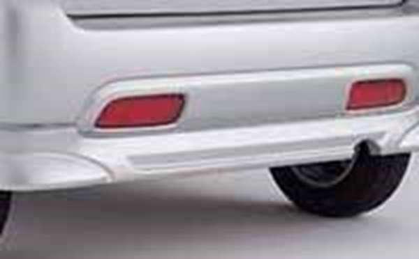 『スイフト』 純正 HT81 リヤアンダースポイラー パーツ スズキ純正部品 リアスポイラー カスタム エアロ swift オプション アクセサリー 用品
