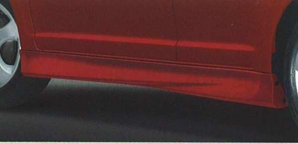 『スイフト』 純正 ZC11 ZC21 サイドアンダースポイラー パーツ スズキ純正部品 サイドスポイラー カスタム エアロ swift オプション アクセサリー 用品