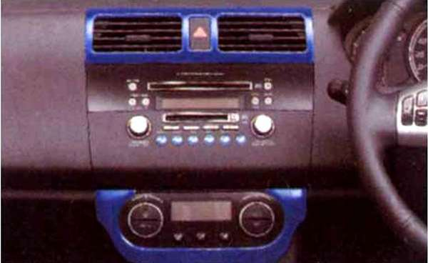 『スイフト』 純正 ZC11 ZC21 インパネガーニッシュ パーツ スズキ純正部品 内装パネル 飾り ドレスアップ 内装パネル 飾り ドレスアップ swift オプション アクセサリー 用品