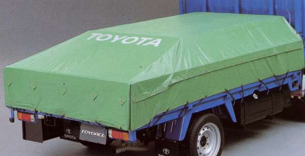 『トヨエース』 純正 KDY220 積荷シート(積荷シート) パーツ トヨタ純正部品 荷台シート トラック toyoace オプション アクセサリー 用品