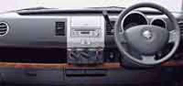 『ワゴンR』 純正 MH21 インパネガーニッシュ(ウッド調) パーツ スズキ純正部品 ウッド 木目 内装パネル 飾り ドレスアップ 内装パネル 飾り ドレスアップ wagonr オプション アクセサリー 用品