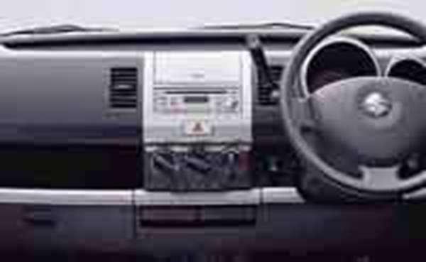 『ワゴンR』 純正 MH21 インパネガーニッシュ(シルバー) パーツ スズキ純正部品 内装パネル 飾り ドレスアップ 内装パネル 飾り ドレスアップ wagonr オプション アクセサリー 用品