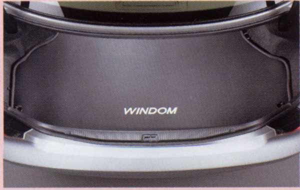 『ウィンダム』 純正 MCV30 ラゲージソフトトレイ パーツ トヨタ純正部品 windom オプション アクセサリー 用品