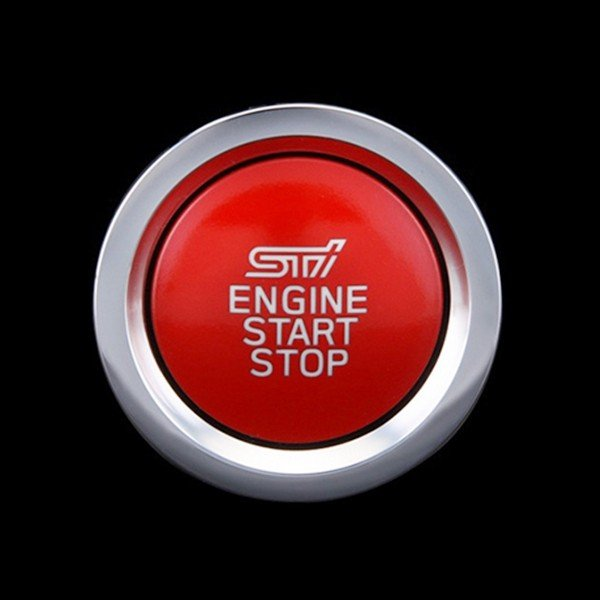 『BRZ』 純正 ZC6 STI プッシュエンジンスイッチ パーツ スバル純正部品 オプション アクセサリー 用品