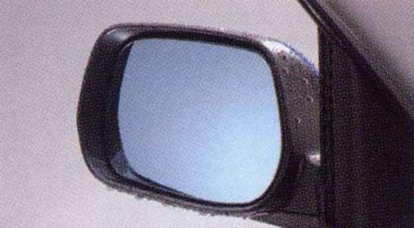 『ラブ4』 純正 ACA21 レインクリアリングブルーミラー パーツ トヨタ純正部品 rav4 オプション アクセサリー 用品