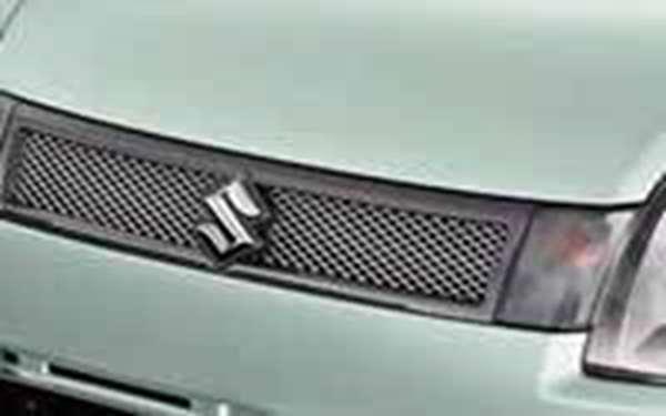 フロントグリル アルト HA24S スズキ純正 飾り カスタム エアロ alto パーツ 部品 オプション