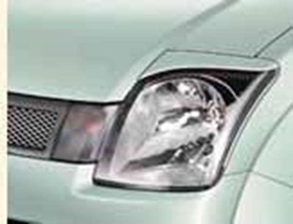 『アルト』 純正 HA24S ヘッドランプガーニッシュ パーツ スズキ純正部品 ヘッドライトパネル 飾り カスタム alto オプション アクセサリー 用品