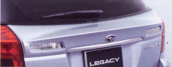 『レガシィ』 純正 BP9 BPE BLE BL5 BP5 ウエストスポイラー(ワゴン用) パーツ スバル純正部品 トランクスポイラー リヤスポイラー リアスポイラー legacy オプション アクセサリー 用品