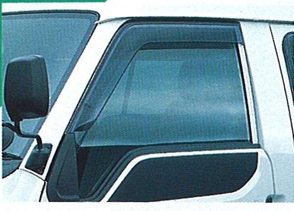 アクリルバイザー フロント左右セット MZ562800 デリカ SK82 SKE6