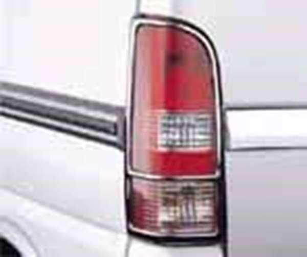 『ランディ』 純正 DA62 リヤコンビネーションランプモール パーツ スズキ純正部品 メッキ landy オプション アクセサリー 用品