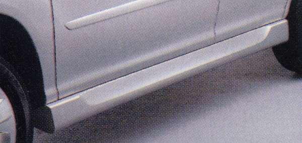 『ハリアー』 純正 ACU31 サイドマッドガード パーツ トヨタ純正部品 harrier オプション アクセサリー 用品