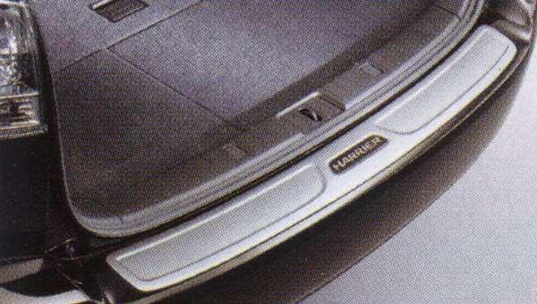 【ハリアー】純正 ACU31 リヤバンパーステップガード パーツ トヨタ純正部品 harrier オプション アクセサリー 用品